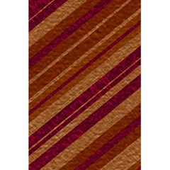 Stripes Course Texture Background 5 5  X 8 5  Notebooks by Nexatart