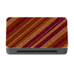 Stripes Course Texture Background Memory Card Reader With Cf by Nexatart