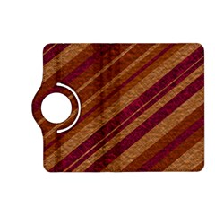 Stripes Course Texture Background Kindle Fire Hd (2013) Flip 360 Case by Nexatart