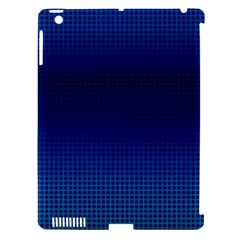 Blue Dot Apple Ipad 3/4 Hardshell Case (compatible With Smart Cover) by PhotoNOLA