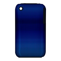 Blue Dot Iphone 3s/3gs by PhotoNOLA