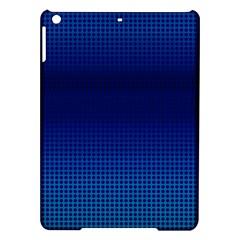 Blue Dot Ipad Air Hardshell Cases by PhotoNOLA
