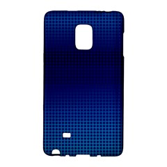 Blue Dot Galaxy Note Edge by PhotoNOLA