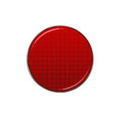 Redc Hat Clip Ball Marker by PhotoNOLA