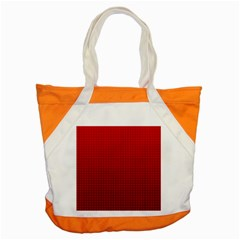 Redc Accent Tote Bag by PhotoNOLA
