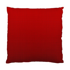Redc Standard Cushion Case (one Side) by PhotoNOLA