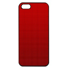 Redc Apple Iphone 5 Seamless Case (black) by PhotoNOLA