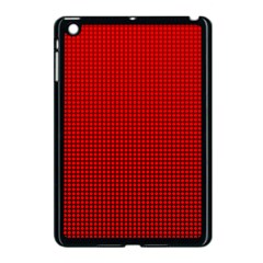 Redc Apple Ipad Mini Case (black) by PhotoNOLA