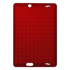 Redc Amazon Kindle Fire Hd (2013) Hardshell Case by PhotoNOLA
