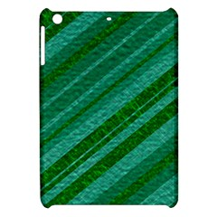 Stripes Course Texture Background Apple Ipad Mini Hardshell Case by Nexatart