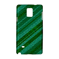 Stripes Course Texture Background Samsung Galaxy Note 4 Hardshell Case by Nexatart