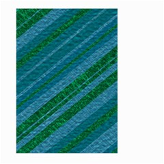 Stripes Course Texture Background Large Garden Flag (two Sides) by Nexatart