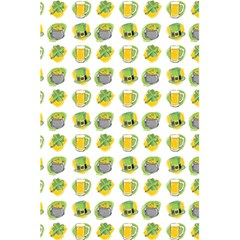 St Patrick S Day Background Symbols 5 5  X 8 5  Notebooks