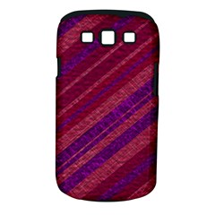 Stripes Course Texture Background Samsung Galaxy S Iii Classic Hardshell Case (pc+silicone)