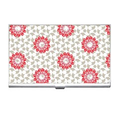 Stamping Pattern Fashion Background Business Card Holders by Nexatart