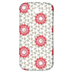 Stamping Pattern Fashion Background Samsung Galaxy S3 S Iii Classic Hardshell Back Case by Nexatart