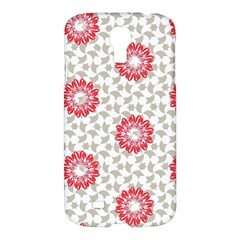Stamping Pattern Fashion Background Samsung Galaxy S4 I9500/i9505 Hardshell Case