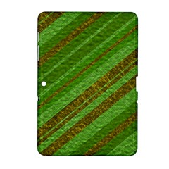 Stripes Course Texture Background Samsung Galaxy Tab 2 (10 1 ) P5100 Hardshell Case