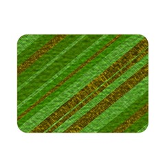 Stripes Course Texture Background Double Sided Flano Blanket (mini)  by Nexatart