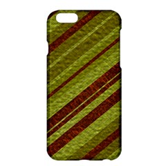 Stripes Course Texture Background Apple Iphone 6 Plus/6s Plus Hardshell Case by Nexatart