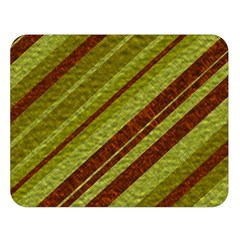 Stripes Course Texture Background Double Sided Flano Blanket (large)  by Nexatart