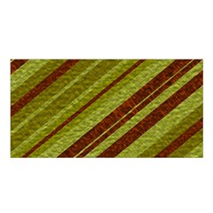 Stripes Course Texture Background Satin Shawl