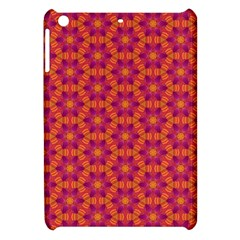 Pattern Abstract Floral Bright Apple Ipad Mini Hardshell Case by Nexatart