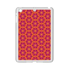 Pattern Abstract Floral Bright Ipad Mini 2 Enamel Coated Cases by Nexatart