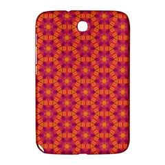 Pattern Abstract Floral Bright Samsung Galaxy Note 8 0 N5100 Hardshell Case