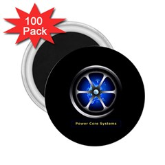 Power Core 2 25  Magnet (100 Pack)