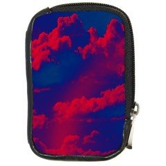 Sky Pattern Compact Camera Cases by Valentinaart