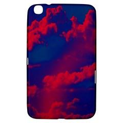 Sky Pattern Samsung Galaxy Tab 3 (8 ) T3100 Hardshell Case  by Valentinaart