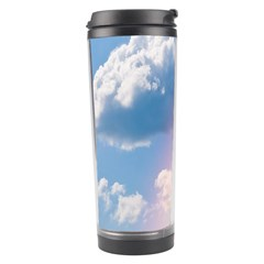 Sky Pattern Travel Tumbler by Valentinaart