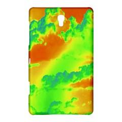 Sky Pattern Samsung Galaxy Tab S (8 4 ) Hardshell Case  by Valentinaart
