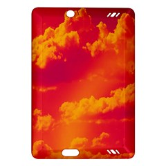 Sky Pattern Amazon Kindle Fire Hd (2013) Hardshell Case by Valentinaart
