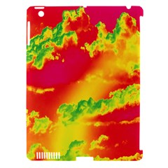 Sky Pattern Apple Ipad 3/4 Hardshell Case (compatible With Smart Cover) by Valentinaart