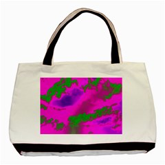 Sky Pattern Basic Tote Bag by Valentinaart