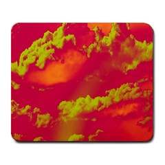 Sky Pattern Large Mousepads by Valentinaart