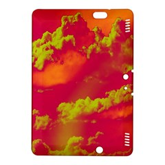 Sky Pattern Kindle Fire Hdx 8 9  Hardshell Case by Valentinaart