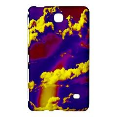 Sky Pattern Samsung Galaxy Tab 4 (7 ) Hardshell Case  by Valentinaart