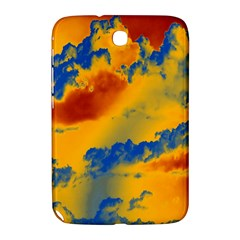 Sky Pattern Samsung Galaxy Note 8 0 N5100 Hardshell Case  by Valentinaart