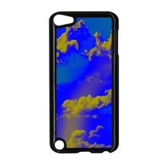 Sky Pattern Apple Ipod Touch 5 Case (black) by Valentinaart