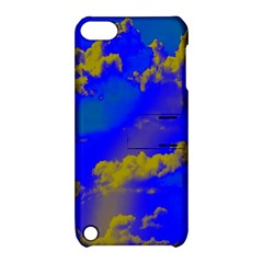 Sky Pattern Apple Ipod Touch 5 Hardshell Case With Stand by Valentinaart