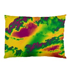 Sky Pattern Pillow Case by Valentinaart