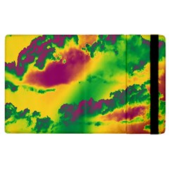 Sky Pattern Apple Ipad 3/4 Flip Case by Valentinaart