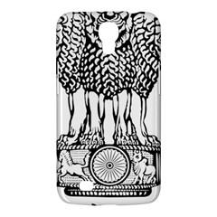 National Emblem Of India  Samsung Galaxy Mega 6 3  I9200 Hardshell Case by abbeyz71
