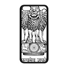 National Emblem Of India  Apple Iphone 5c Seamless Case (black) by abbeyz71