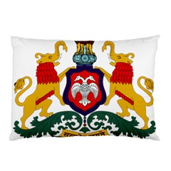 State Seal Of Karnataka Pillow Case by abbeyz71