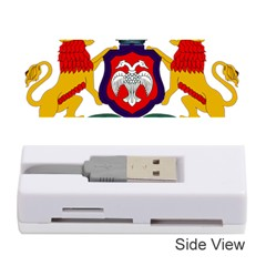 State Seal Of Karnataka Memory Card Reader (stick)  by abbeyz71