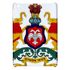 State Seal Of Karnataka Apple Ipad Mini Hardshell Case by abbeyz71